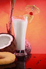 самбука с кокосовым молоком