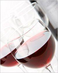 коктейль красное вино с водой