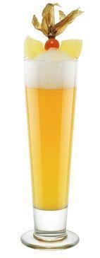пиво с пина коладой