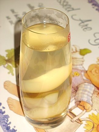 рецепт настойки из дыни с фото