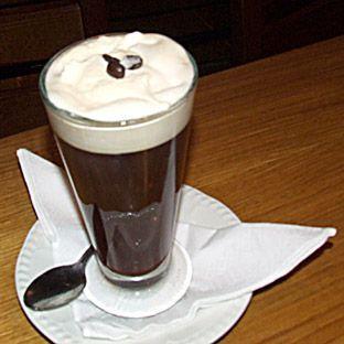 классический кофе с ликером (фото)