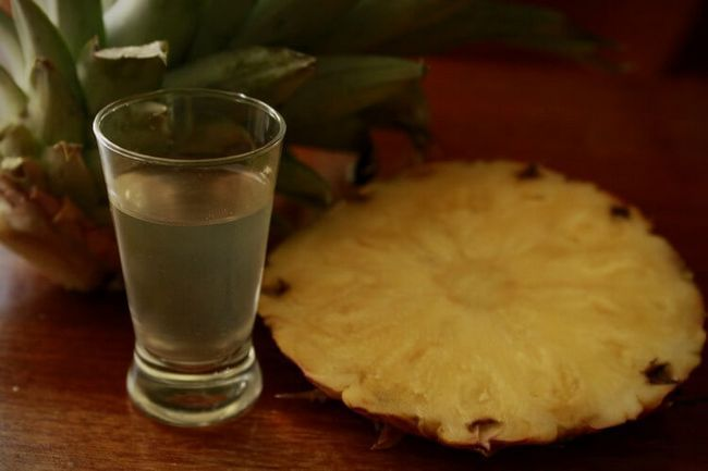 А мы её! Рецепты ананасовой настойки