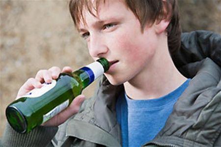 Алкоголь и дети – нация без будущего