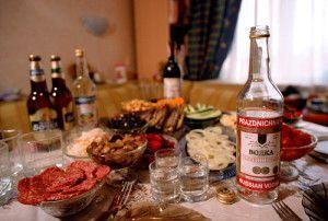 Алкоголики в обществе и семье