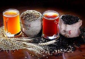 Английское пиво по традиционной рецептуре