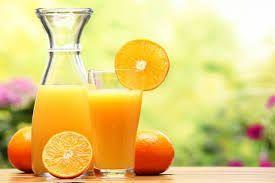 Апельсиновый сок домашний