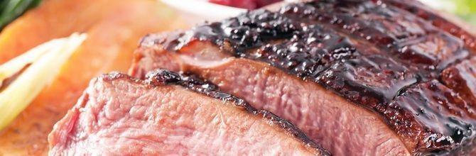 Аппетитная свинина с красным вином: рецепт