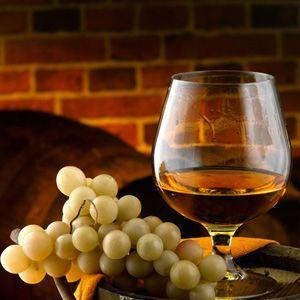 Армянский коньяк начинается с винограда