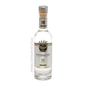 Beluga noble russian vodka стала официальным напитком...