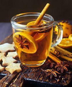Zdjęcie koktajl z białego rumu, grog, rumpro.ru