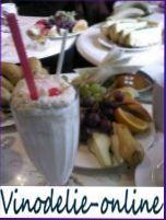 Безалкогольные молочные коктейли