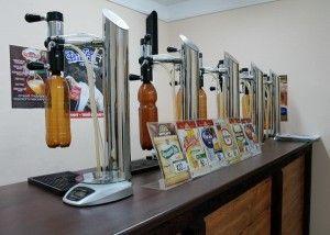 Бизнес по продаже пива на разлив