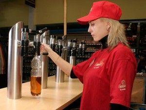 pivo prodajalca