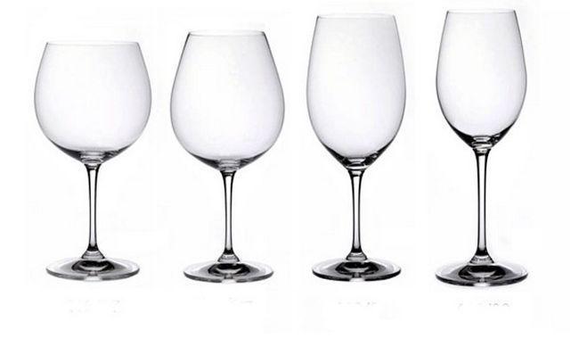 Структура сосуда – выбор стекла и дизайна