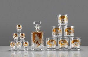 На фото - красивые бокалы под виски, f-smak.com.ua