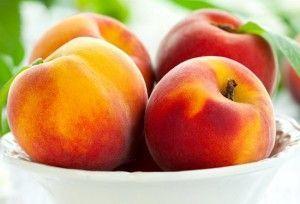 персики для боуля