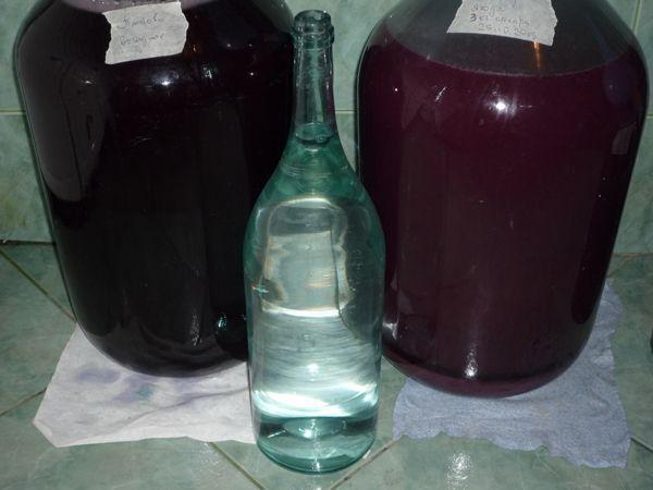 Рецепт браги для питья, полученной из варенья