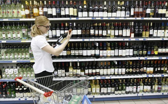 Будет запрещена продажа алкоголя по пятницам