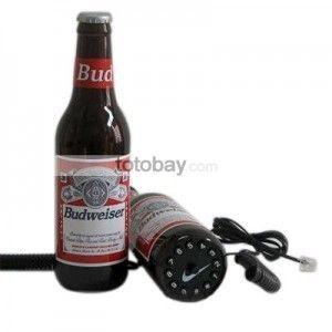 Бутылка-телефон