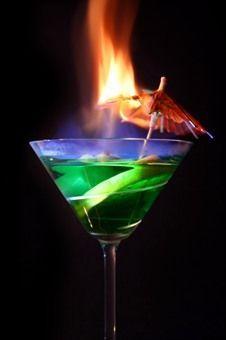Vatra koktel sa anisa liker