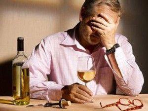 Алкоголизм на почве проблем и стрессов
