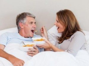 Забота жены