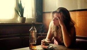 Ce se poate face în cazul în care soția este un alcoolic?