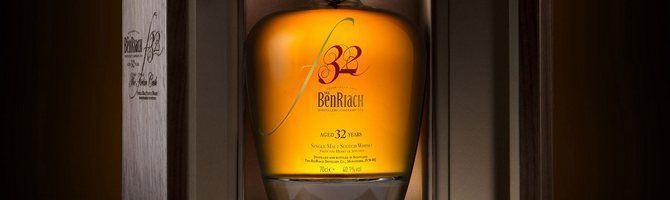 Что представляет собой виски benriach?
