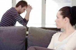Проблемы в семье из-за алкоголя