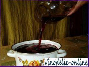 Чудо-вино из черной смородины!