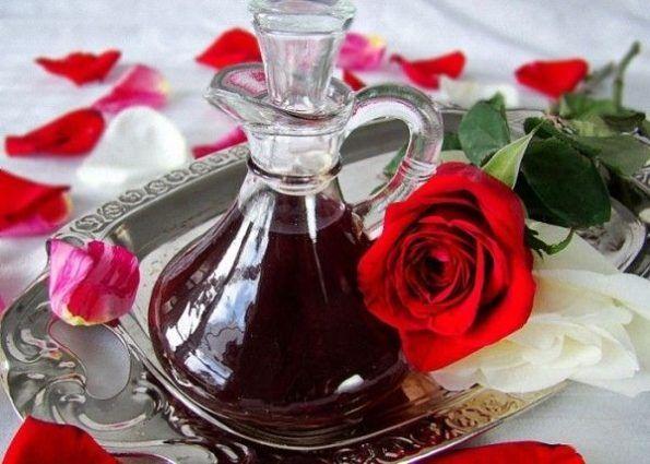 Делаем настойку из лепестков роз на водке