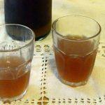 фото самодельного вина из ягод чернослива
