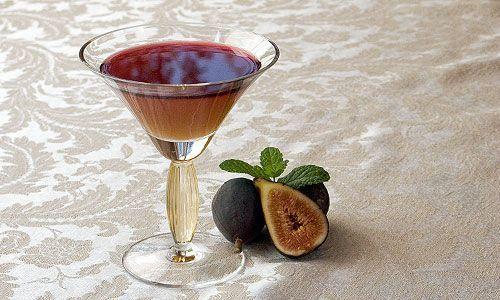 домашнее вино из инжира фото