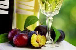 Домашнее вино из сливы. Рецепт