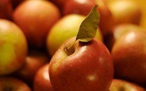 zrela jabolka