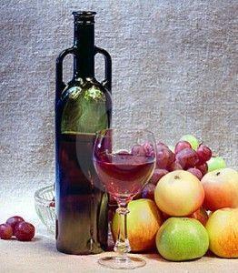sadja in jagodičja vino
