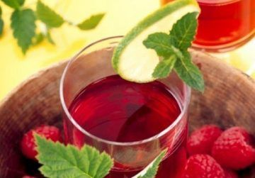 Домашний ликер из малины — рецепт