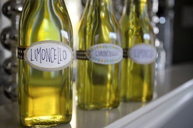 Домашний лимончелло (limoncello) — рецепт с фото