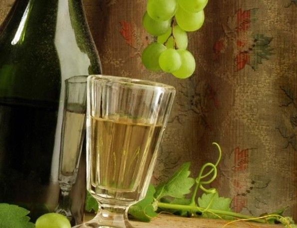 виноградный самогон