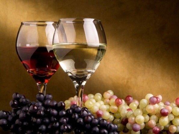 самогон из виноградных выжимок