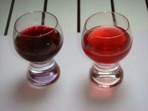 liker u čaši