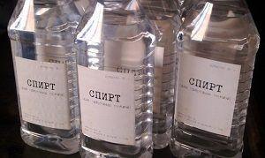 Домашняя водка
