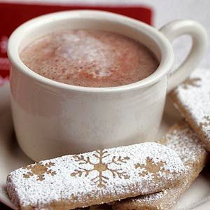 Готовим полезные и вкусные зимние напитки