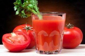 томатный напиток