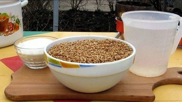 зерно для браги
