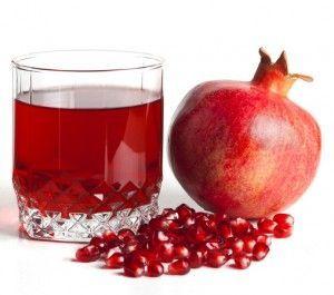 Гранатовый сок и напитки из него