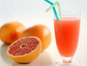 Грейпфрутовый сок – горьковатый, но полезный
