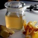 Имбирная водка – два проверенных рецепта настойки на имбире