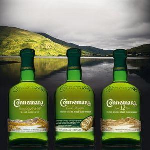 Ирландский виски connemara - молодой и очень популярный