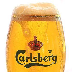 История carlsberg